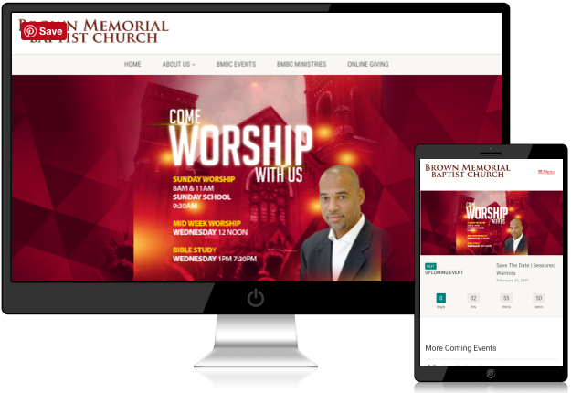 Read more about the article Brown Memorial Baptist Church